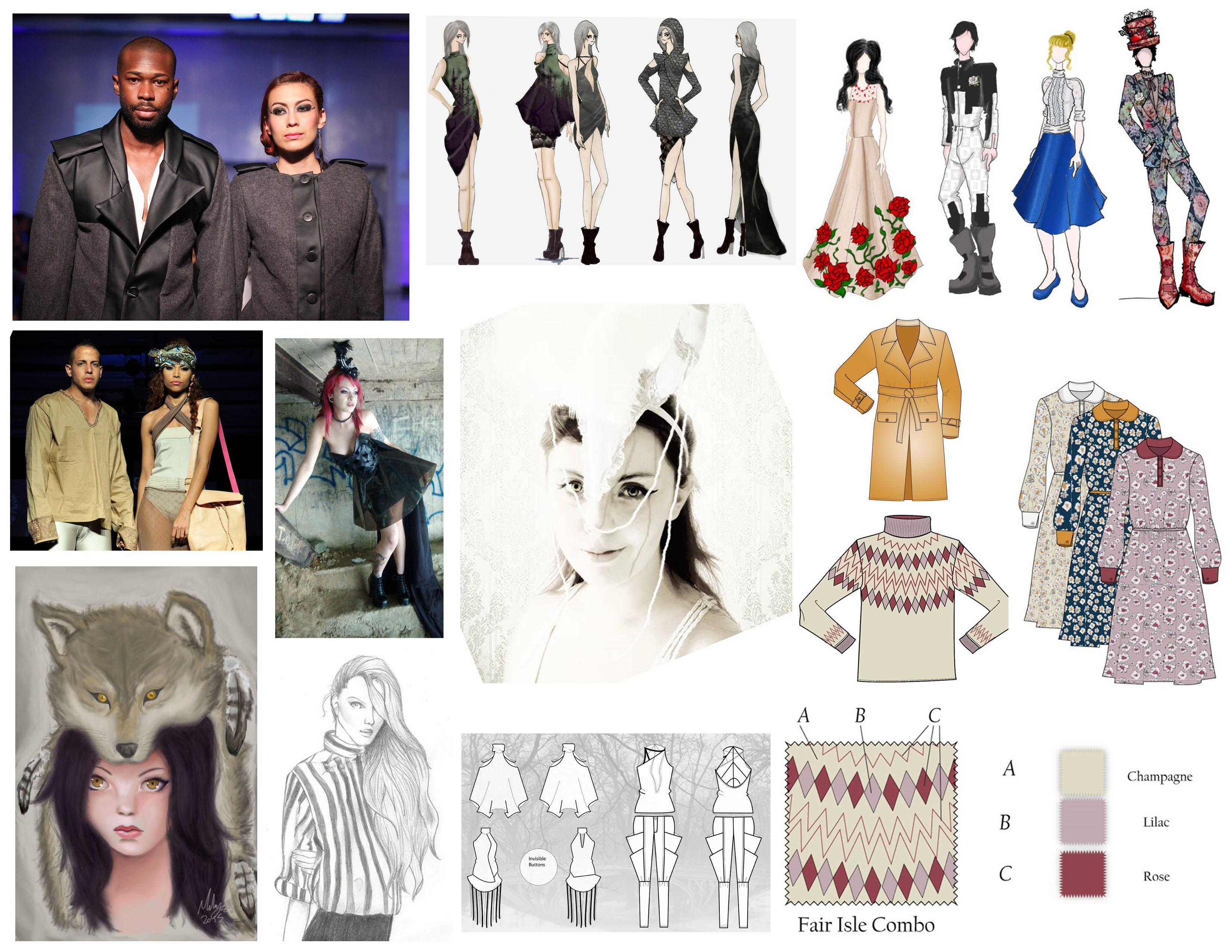 Maria Vargas Fashion Designer Fashion Business Management
